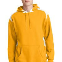 Sport-Tek® Pullover Hooded Sweatshirt with Contrast Color Thumbnail